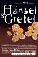 Cie Minute Papillon : Hansel & Gretel (Affiche)