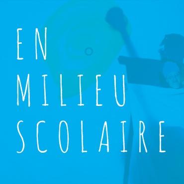 Cie Minute Papillon - Atelier : En milieu scolaire